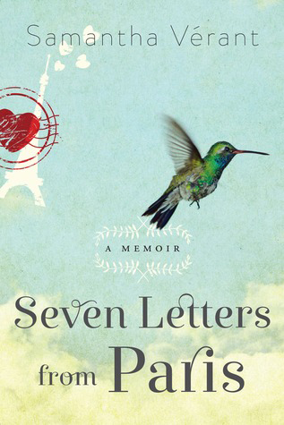7 letters from Paric book cover
