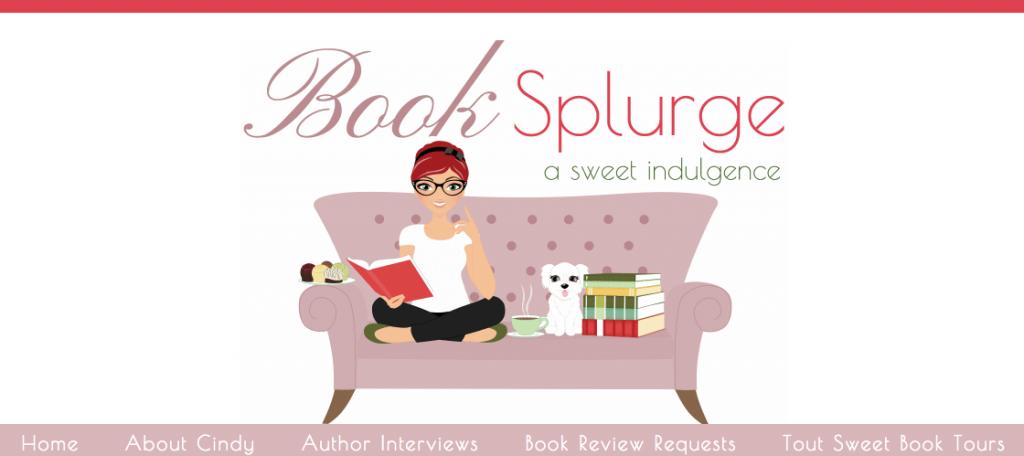 Book Splurge graphic