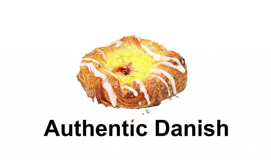 Authentic Danish