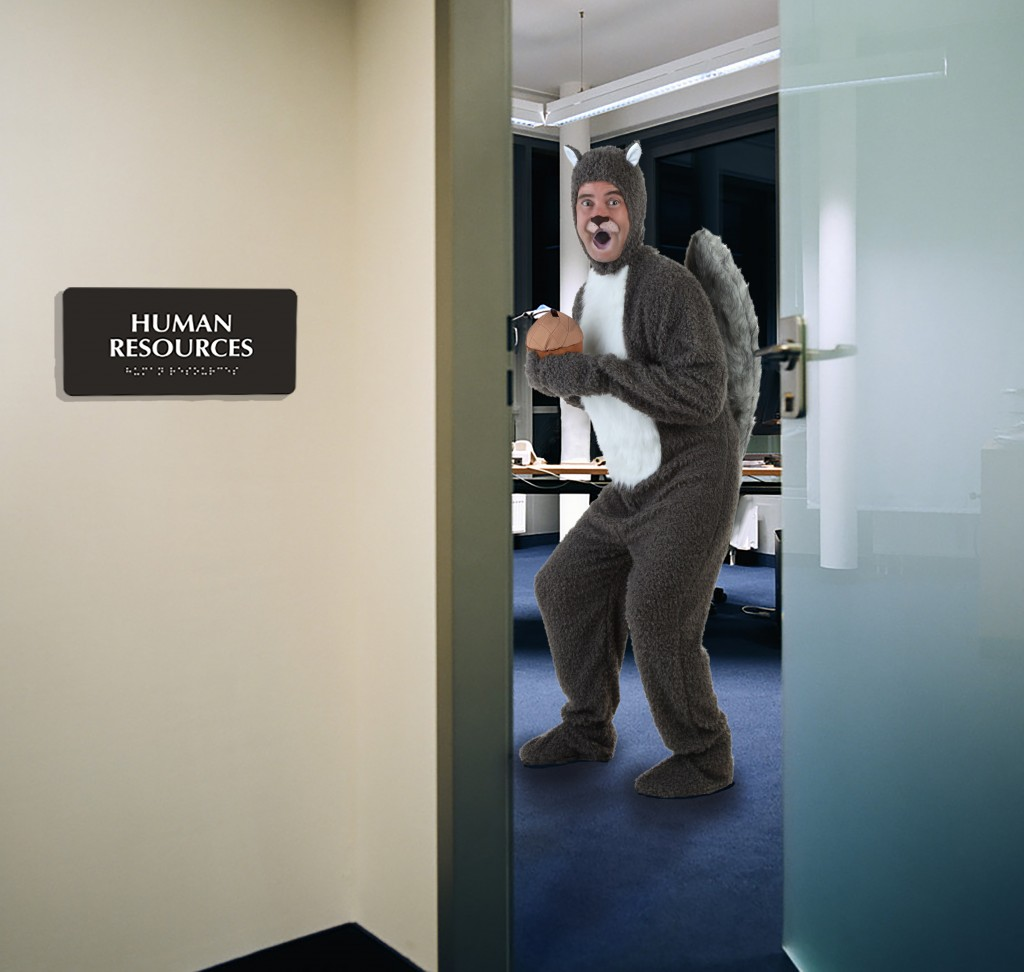 Businessman Working in Office --- Image by © Tim Garcha/zefa/Corbis