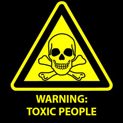 toxic PEOPLE